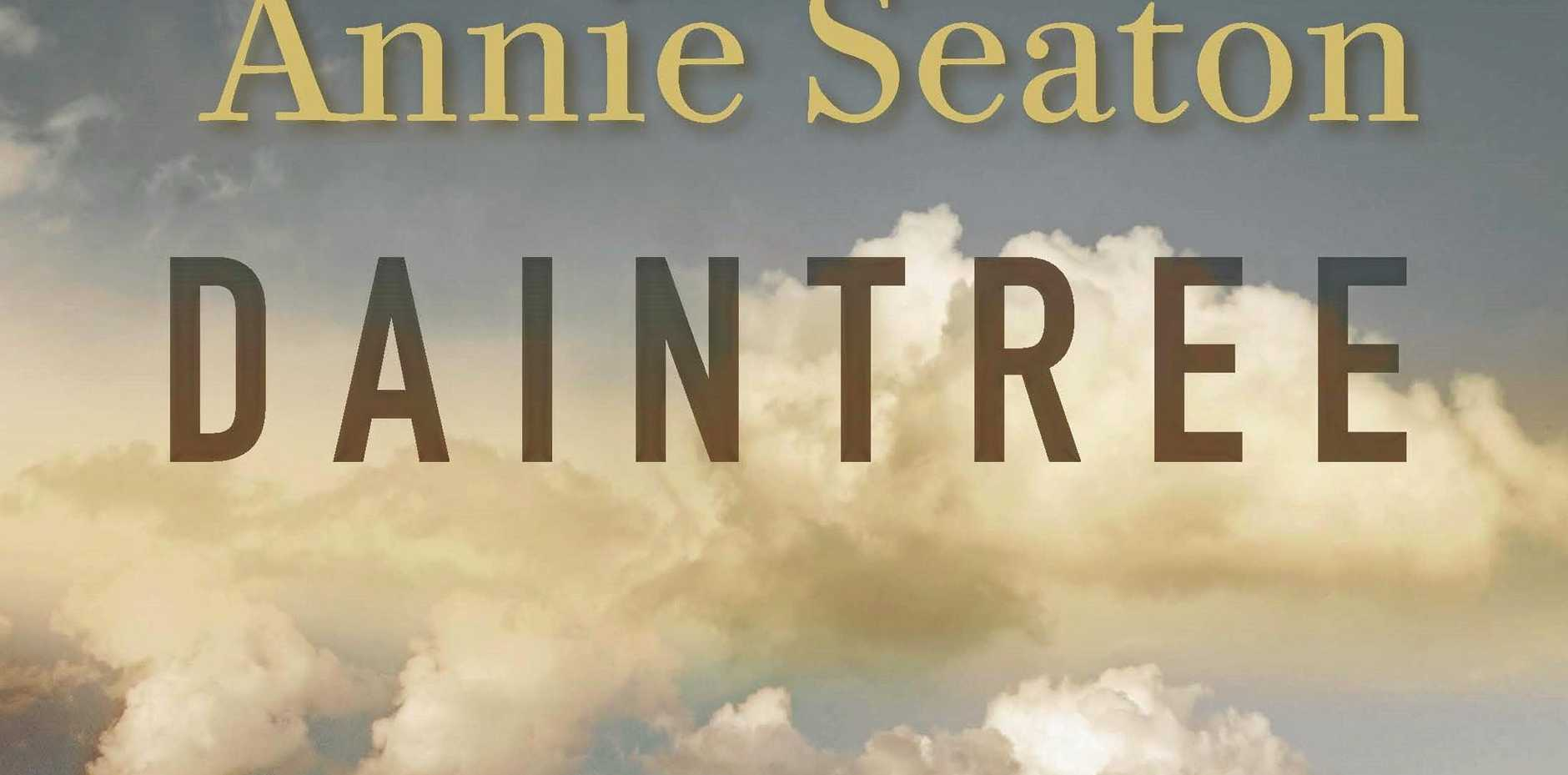 BOOK COVER: Annie Seaton's latest novel \