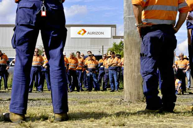 Aurizon has also applied to the Northern Australia Infrastructure Facility.