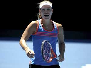 Under-pressure Kerber still feeling confident