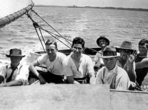 VOYAGE TO TRAGEDY: Seven mates leave, four return