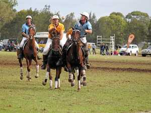 Horse trials and polocrosse plans for the year
