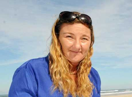 Kathrina Southwell, general manager of SeaBird Rescue.
