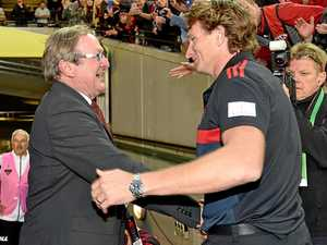 Sheedy says he'll reach out to Hird