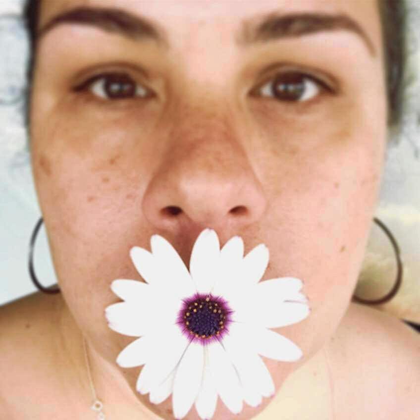 Mummy blogger Kirsten Bosly.