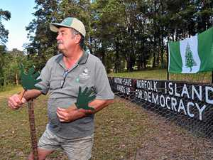 Norfolk Island battles after hospital downgrade