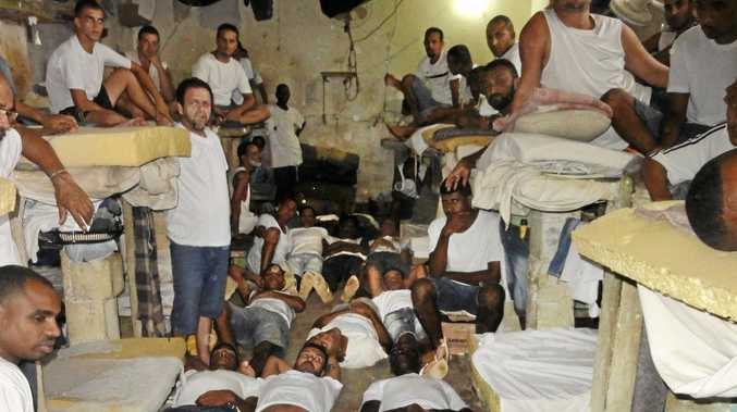 Brazil's prisons are plagued by overcrowding and violence.