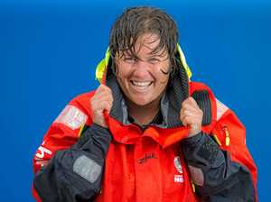 Last minute twist delays sailor's record Antarctica bid