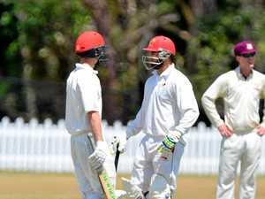 Wickets tumble at John Blanck Oval