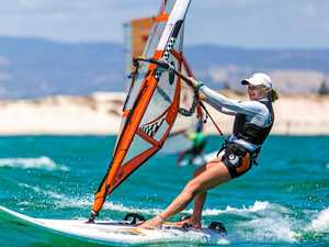 Coast teenager makes history in Adelaide