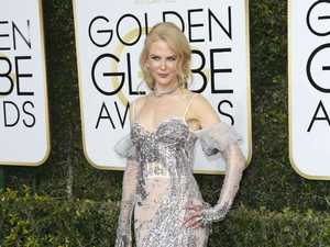 Nicole Kidman reveals engagement secret