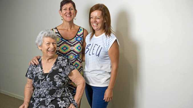 Bobbie Miller, Catherine Hayter and Louisa Doig have have had their lives changed being apart of the Gladstone Weight Watchers group.