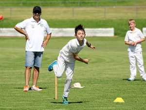 Stanthorpe Junior Cricket January 14