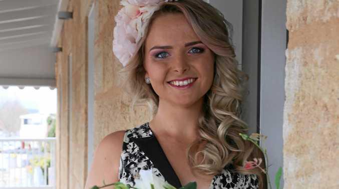 Warwick's Miss Rodeo Australia representative Sophie Amos.