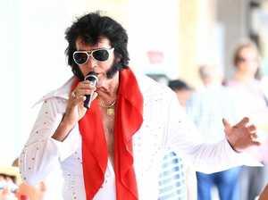 Bringing legendary Elvis to life