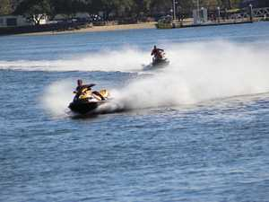 Missing jet skier had drugs and explosives on board