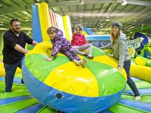 Toowoomba adults get chance to be big kids