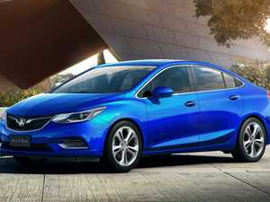 Holden's new Astra sedan to replace Cruze model
