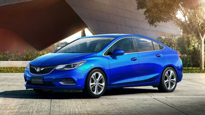 ALL CHANGE: Outgoing Cruze model will be replaced by a sedan version of the impressive new Astra hatchback launched late last year.