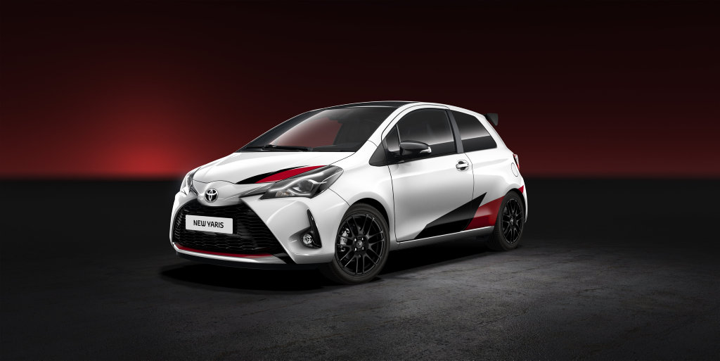 2017 Toyota Yaris hot hatch confirmed for March's Geneva Motor Show