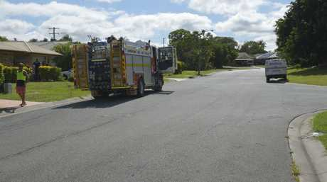 HIT AND RUN: Police are investigating after a car crashed into another car in Flinders View.