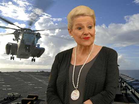 Former Speaker Bronwyn Bishop's political career crashed and burned after some enthusiastic travel claims involving a helicopter.
