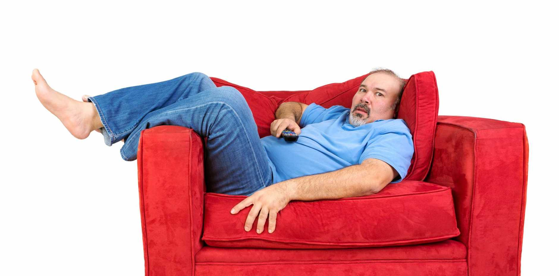 Time to get off the couch as researchers say inactivity can contribute to dementia.