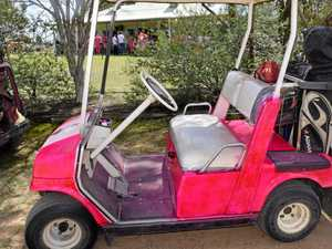 Charges laid after golf cart rampage and exposure