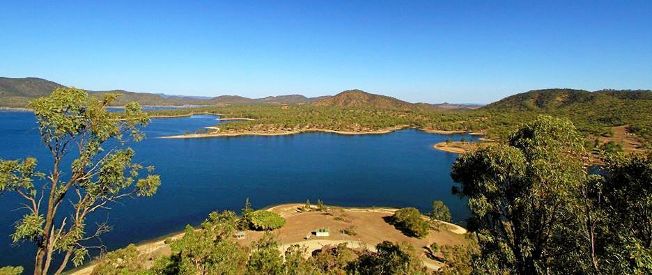 Eungella Dam, photo by Phil Nesham Photo Contributed