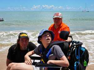 Disability access mats rolled out on Torquay Beach