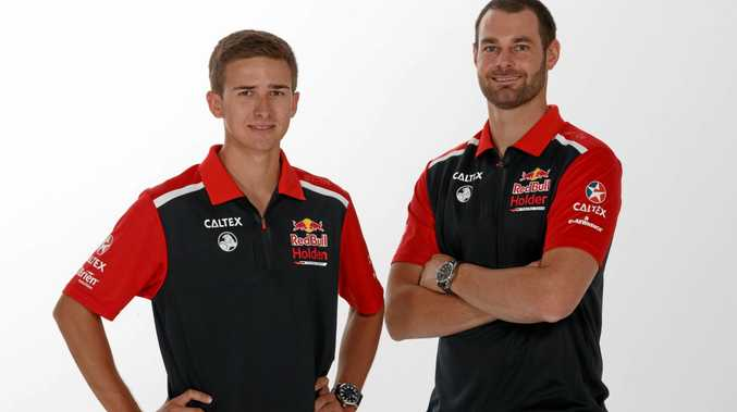 Warwick driver Matt Campbell and current V8 Supercars driver Shane van Gisbergen will compete together in the 2017 Enduro Cup at Sandown, Bathurst and Gold Coast.
