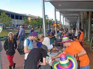Sunshine Coast Uni marks big jump in students