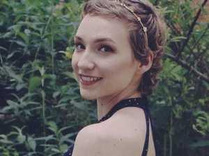 Ruby McKinnon's shock overnight ovarian cancer discovery