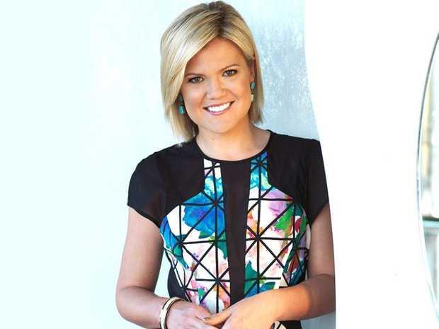 Studio 10 and Shark Tank presenter Sarah Harris.