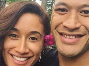 5 minutes with Israel Folau on footy, life and love