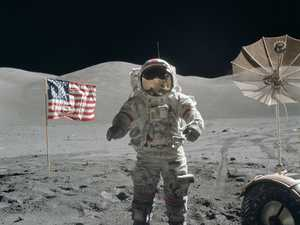 Last moon walker Gene Cernan has died, aged 82