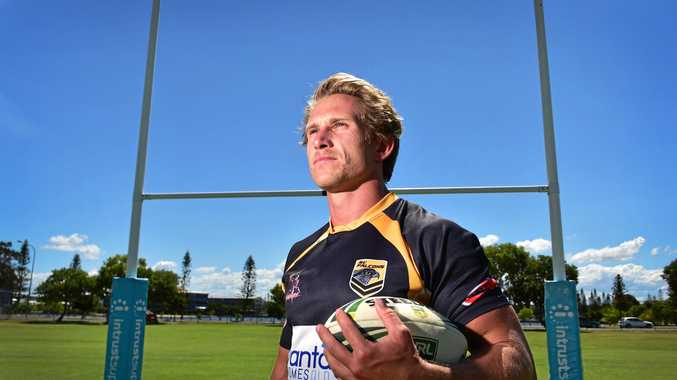 Troy Giess and the Sunshine Coast Falcons have parted ways for 2017.