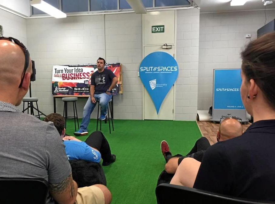 Split Spaces played host to a Life after Startup Weekend to support participants to continue their work.