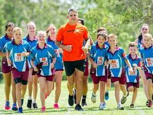 Athletes' chance to train with NRL great