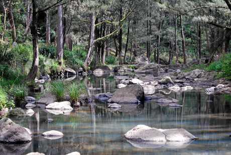 Cambanoora Gorge.