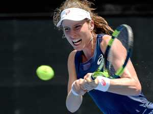 Konta's hot streak of form continues