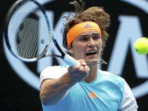 Rising star pushed to limit in five-set thriller