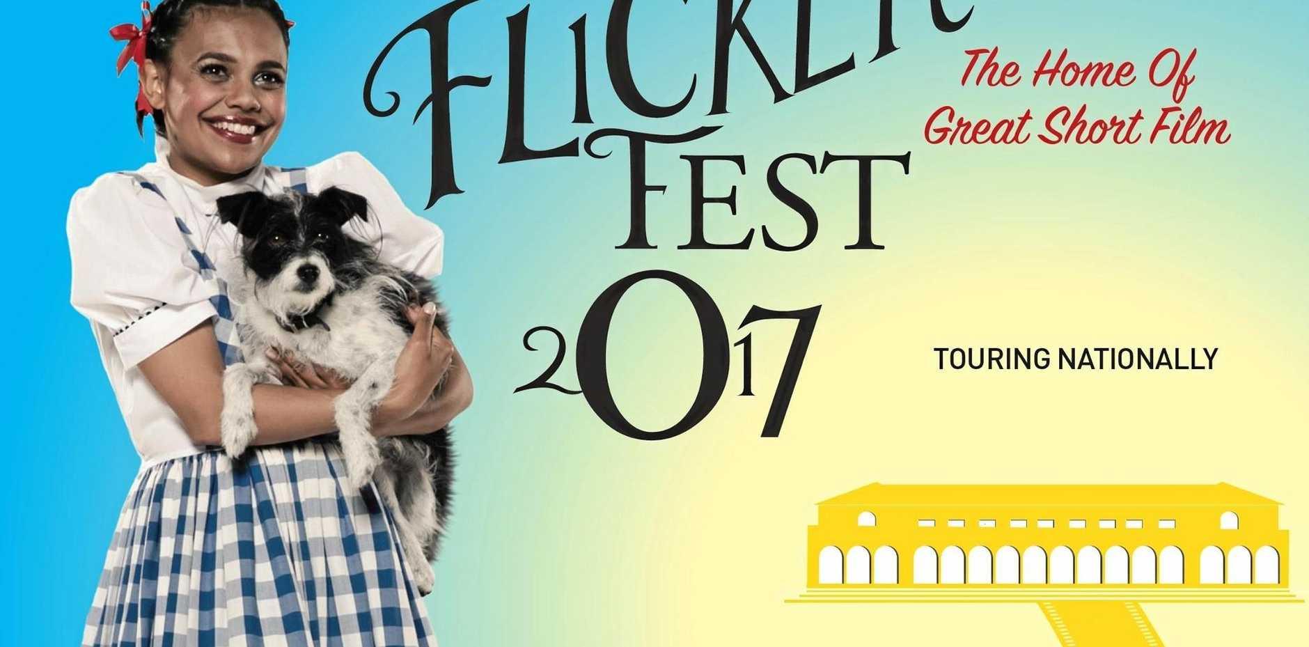 Flickerfest 2017 will tour its short-film highlights.