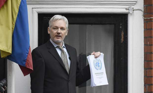 Sweden drops Assange investigation, United Kingdom  police says he still faces arrest