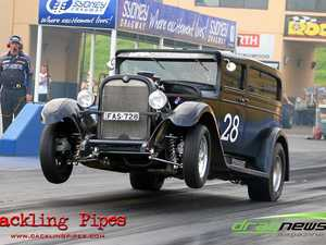 No prep is about the dragway surface not the cars