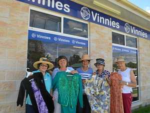 More time to shop at Vinnies