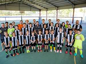 Gympie futsal players in international competition