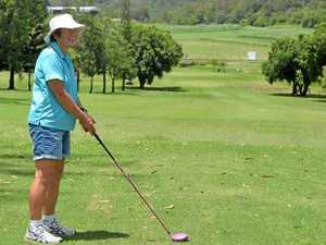 Sarina golfers step up to challenge