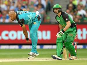 'Flustered' Mills feels the Heat before BBL match