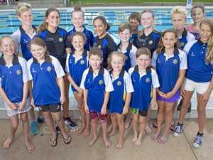 Best of CQ meet for Harbour City Swim
