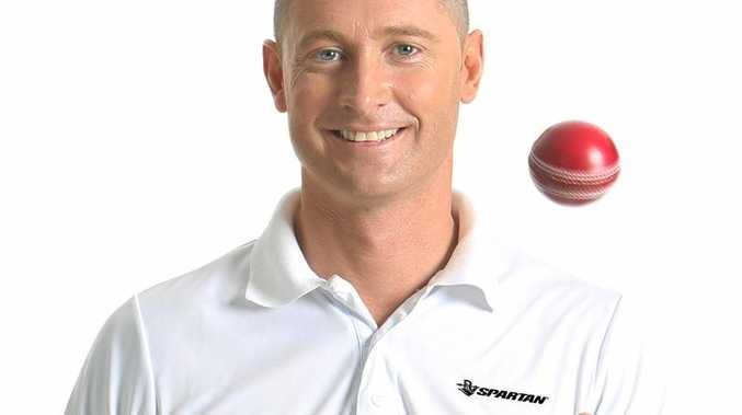 Former Australian cricket captain Michael Clarke.